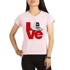 Computer Love Performance Dry T-Shirt