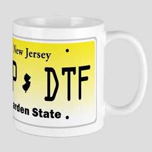 New Jersey, License Plate, Jersey Shore, MVP DTF M