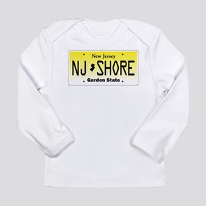 New Jersey, License Plate, Jersey Shore Long Sleev