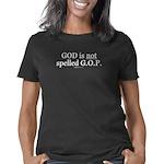 Bumpersticker_notGOP  Women's Classic T-Shirt