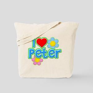 I Heart Peter Tote Bag