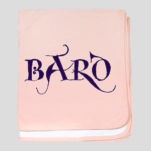 Bard baby blanket
