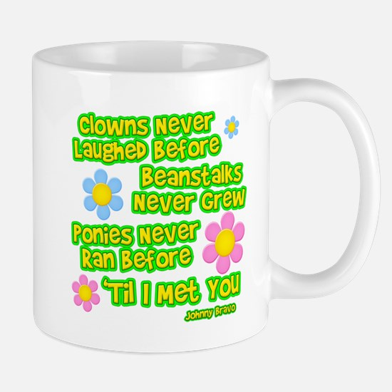 Clowns Never Laughed Before Mug