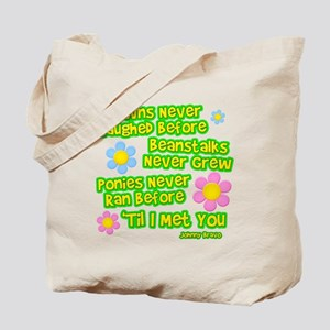 Clowns Never Laughed Before Tote Bag