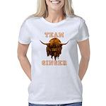 TEAM GINGER Scottish Highl Women's Classic T-Shirt