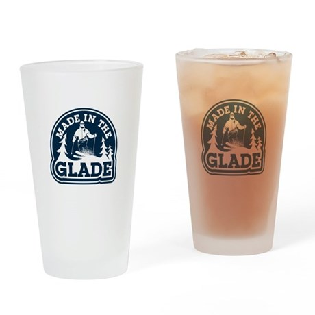 Made in the Glade Drinking Glass