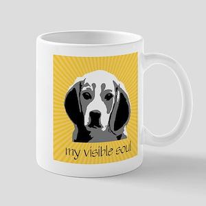 Beagles: My Visible Soul Mug