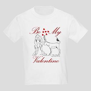 Be My Valentine Kids Light T-Shirt