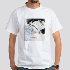 invitation White T-Shirt