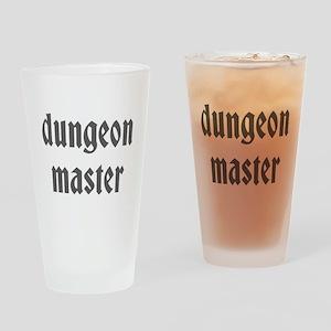 Dungeon Master Drinking Glass