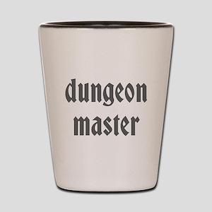 Dungeon Master Shot Glass
