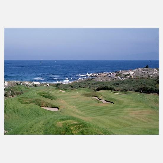 Golf course, Pebble Beach Golf Links, Pebble Beach