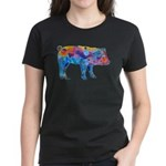 Pigs of Many Colors Women's Dark T-Shirt