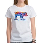 Pigs of Many Colors Women's T-Shirt