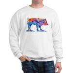 Pigs of Many Colors Sweatshirt