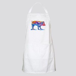 Pigs of Many Colors Apron