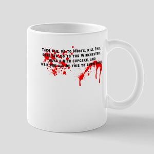 Dead Cupcake Mugs