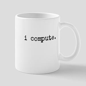 i compute Mug