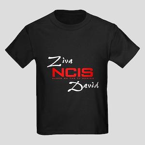 NCIS Ziva David Kids Dark T-Shirt