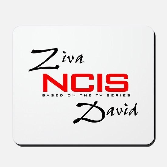 NCIS Ziva David Mousepad