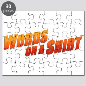 Words on a Shirt Puzzle