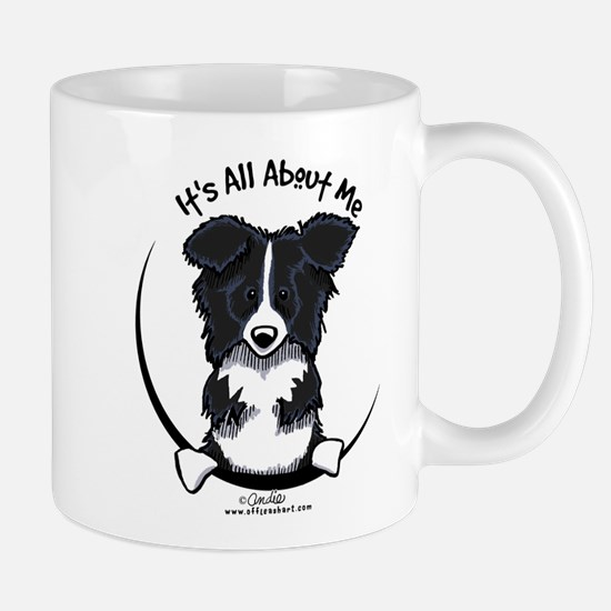 Border Collie IAAM Mug