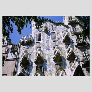 Buildings, Casa Batllo, Passeig De Gracia, Barcelo