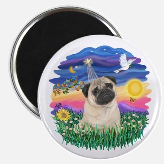 Twilight - Pug #25 Magnet