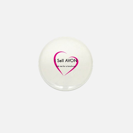 Cute Sell Mini Button
