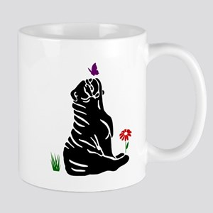 Bulldogs -n- Butterflys Mug