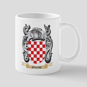 Bache Family Crest - Bache Coat of Arms Mugs