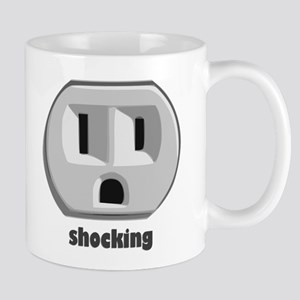 Shocking Wall Outlet Mug