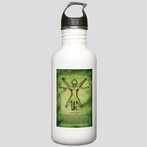 proportions of alien Stainless Water Bottle 1.0L