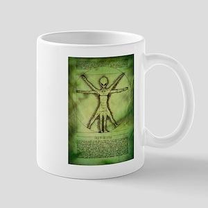 proportions of alien Mug