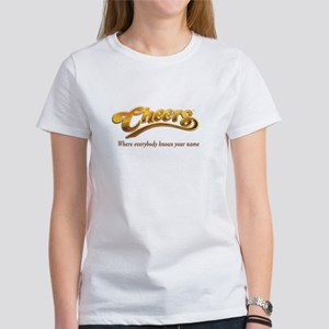 Cheers Everybody Knows Your Name Women's T-Shirt