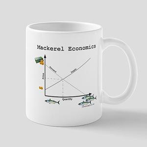 Mackerel Economics Mug