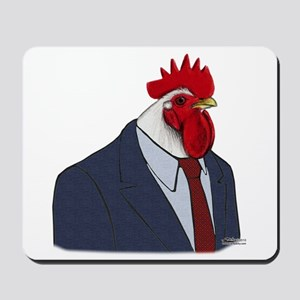 Boss Rooster Mousepad