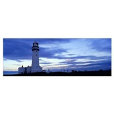Lighthouse, Flamborough Lighthouse, Flamborough He Poster