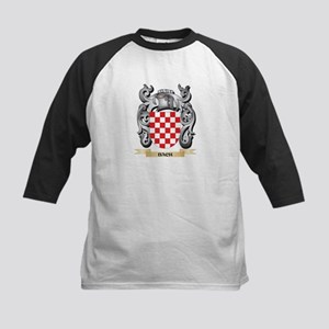Bach Family Crest - Bach Coat of A Baseball Jersey