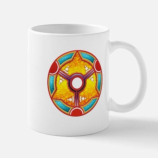 Portal Crop Circle Mug