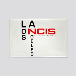 NCIS Los Angeles Rectangle Magnet (10 pack)