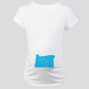 Made in Oregon Maternity T-Shirt
