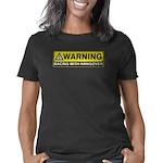!racing-WARNING-RACING Women's Classic T-Shirt
