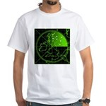 Radar2 White T-Shirt