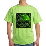 Radar2 Green T-Shirt
