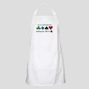 Poker Diet BBQ Apron