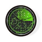 Radar2 Wall Clock