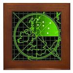 Radar2 Framed Tile