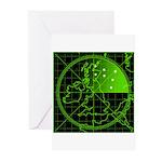 Radar2 Greeting Cards (Pk of 20)