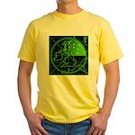 Radar2 Yellow T-Shirt